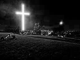 Iluminated cross Orient Heights