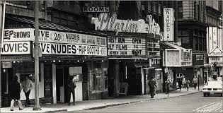 Boston's Combat Zone 1980s