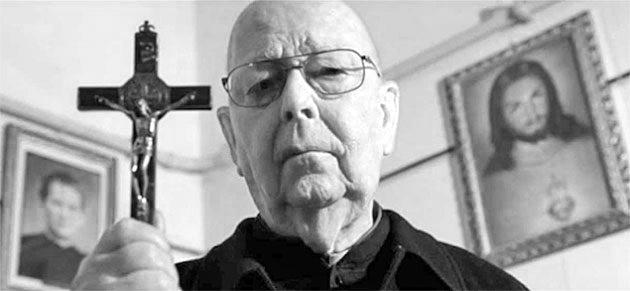 Father Armando Scarpino