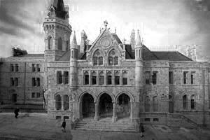 Sligo, Ireland Courthouse