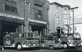 Boston Fire Engine 5 to the rescue