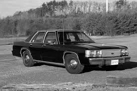 Ford Crown Vic 1980s