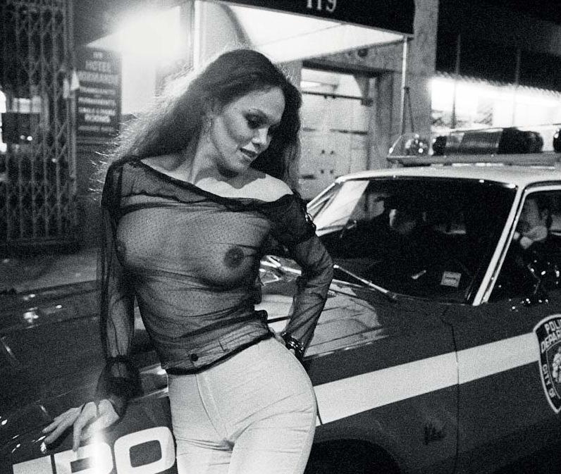 Combat Zone prostitute