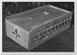 What's in the wooden box?