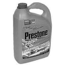 Antifreeze for the cats