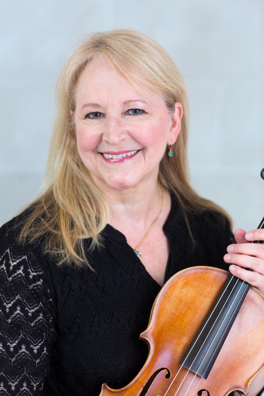 Meg Titchener, viola
