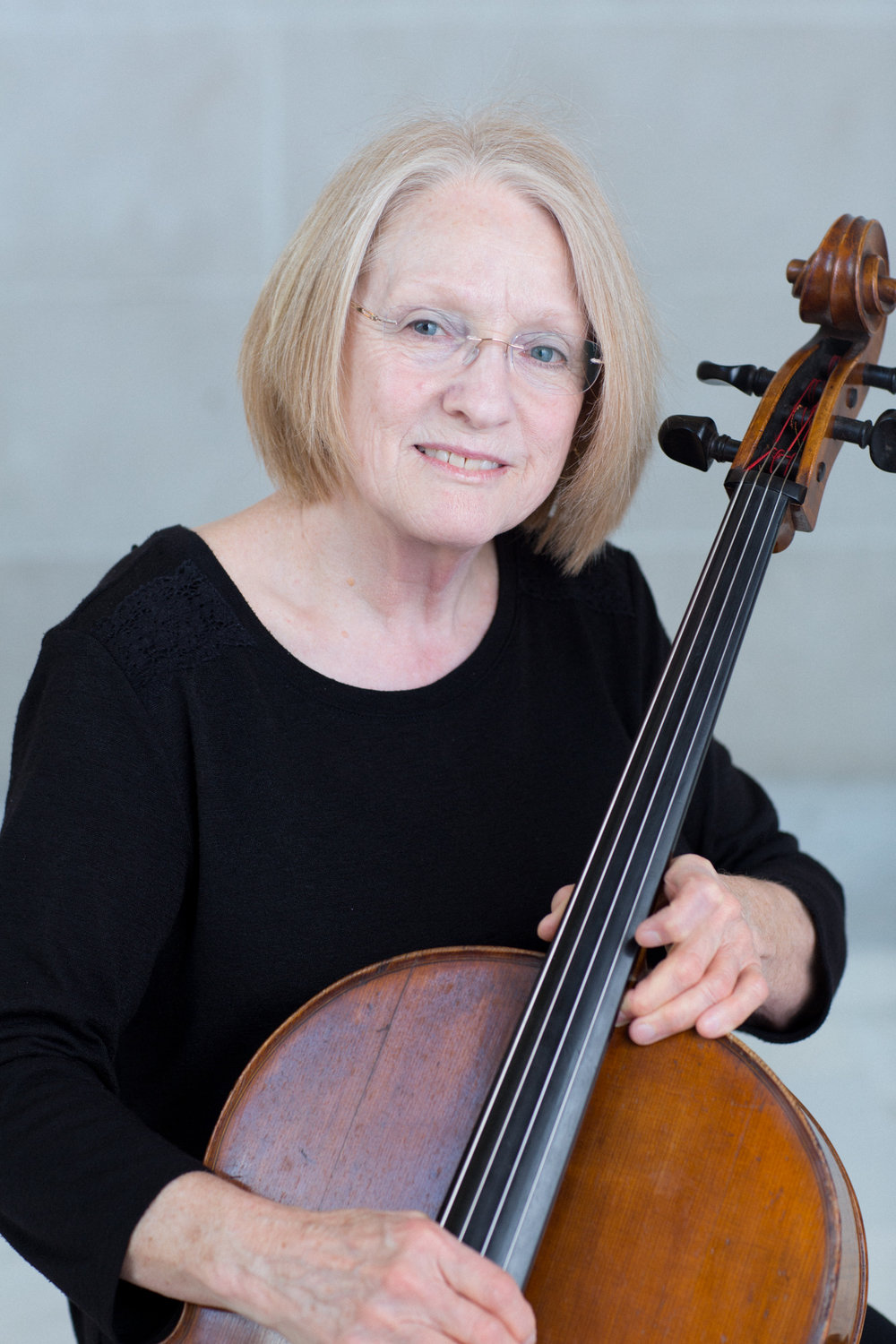 Kelley Boyer, cello