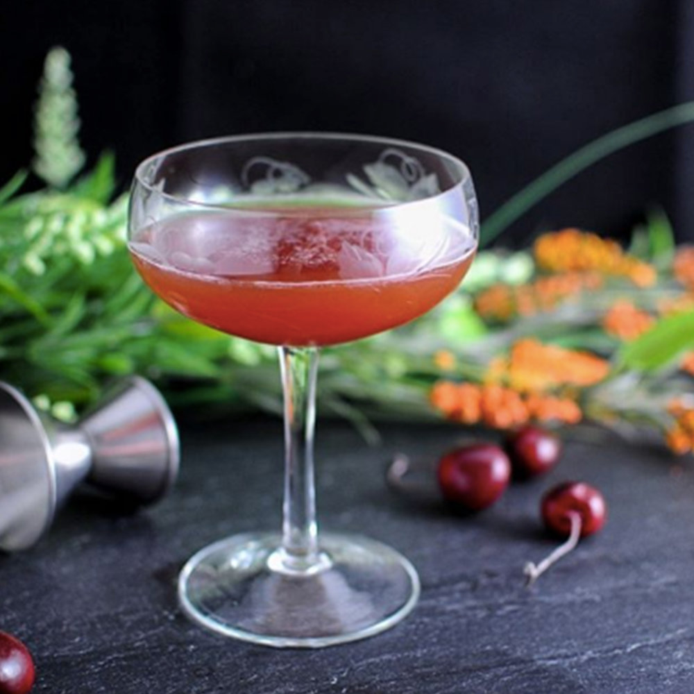 The Blood and Sand: A Liquor-Confused Concoction That Stirs the Senses -