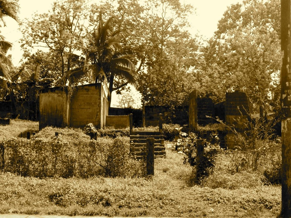 Abandonada, Bluefields, Nicaragua, February 2009