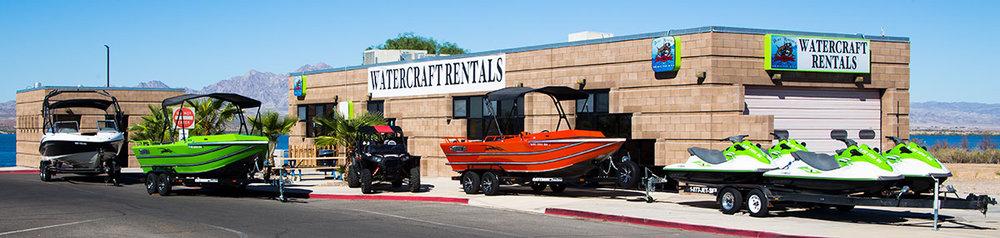 Lake Havasu City, Parker Boat Rentals