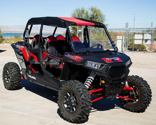 Polaris Razor RZR4 ATV - Lake Havasu Rental