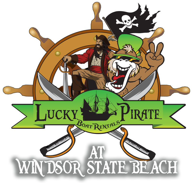 Lucky Pirate Boat Rental Lake Havasu Logo