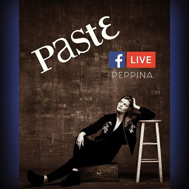 Stay tuned, because today at around 12:30pm (7:30pm FI) I'll be getting on stage at @pastemagazine #mardigras event to play some new songs, and you'll be able to watch it live on Facebook! Will let you know when it starts - can't wait!! 📽🎤🙆