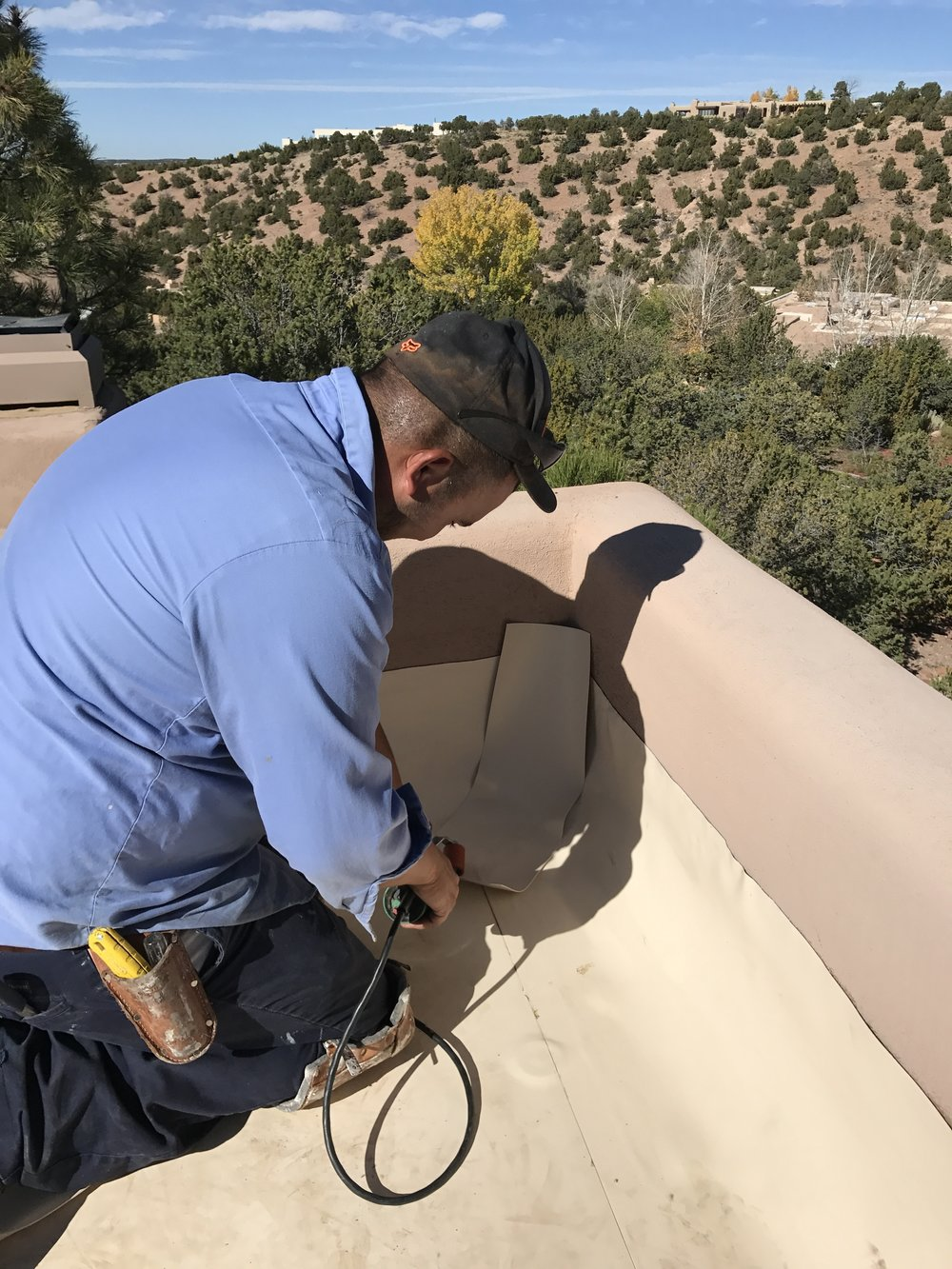Roofing Santa Fe Stucco Amp Roofing