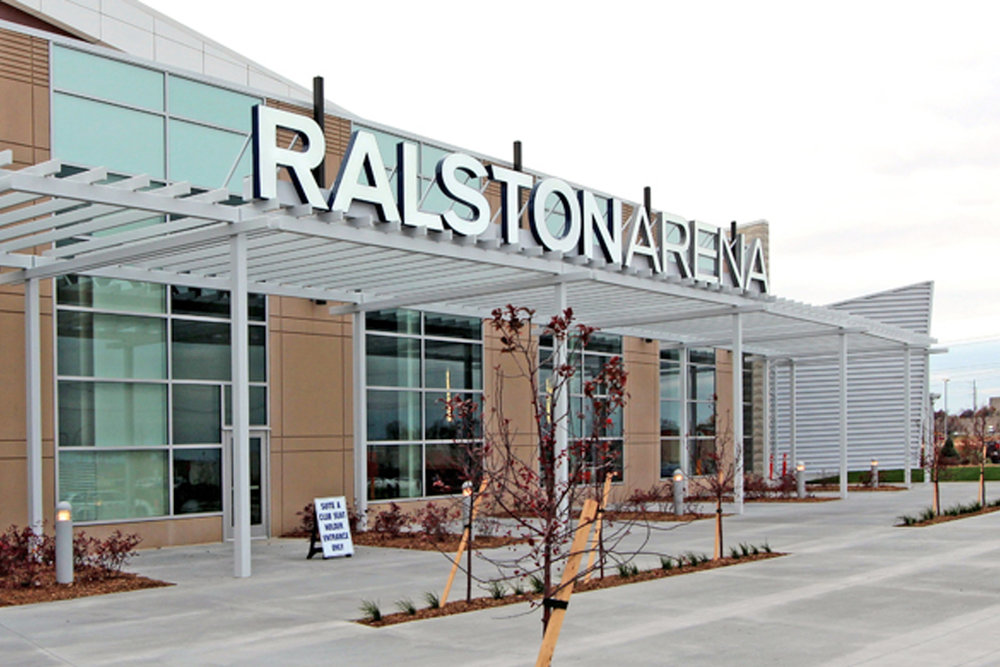 Owned by the City of Ralston, the  Ralston Arena  is a state of the art facility located in Ralston, Nebraska. The venue opened in October 2012 and plays host to topnotch events in a first-class environment. The venue is a multi-faceted facility that is not only home to the USHL's Omaha Lancers, the Summit League's University of Nebraska Omaha Men's Basketball, WFTDA's Omaha Rollergirls, the CPIFL's Omaha Beef, and LFL's Omaha Heart, but it also sets the stage for a wide variety of concerts and events.