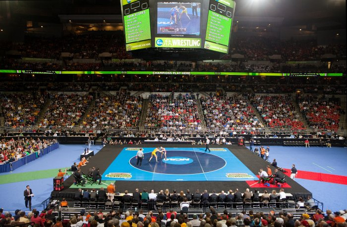 2010 NCAA Division I Wrestling Championships