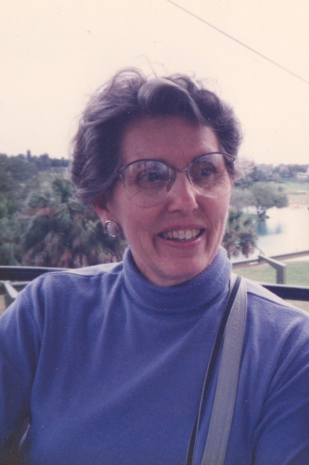 Elizabeth Bolton, Founder. 1971-1979