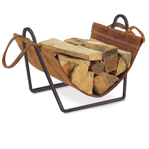 Pilgrim traditional log carrier