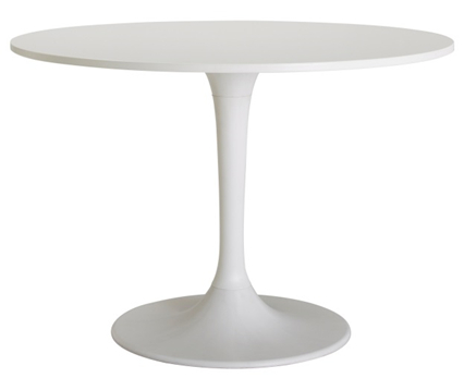 Saarinen Table (Custom Paint Options Available)