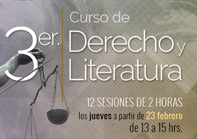 3er. Curso de Derecho y Literatura