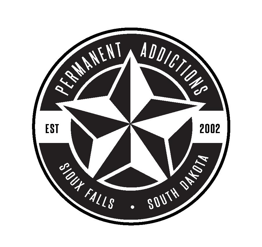 South Dakota Tattoo Permanent Addictions Tattoo Permanent Addictions Tattoo Sioux Falls Sd