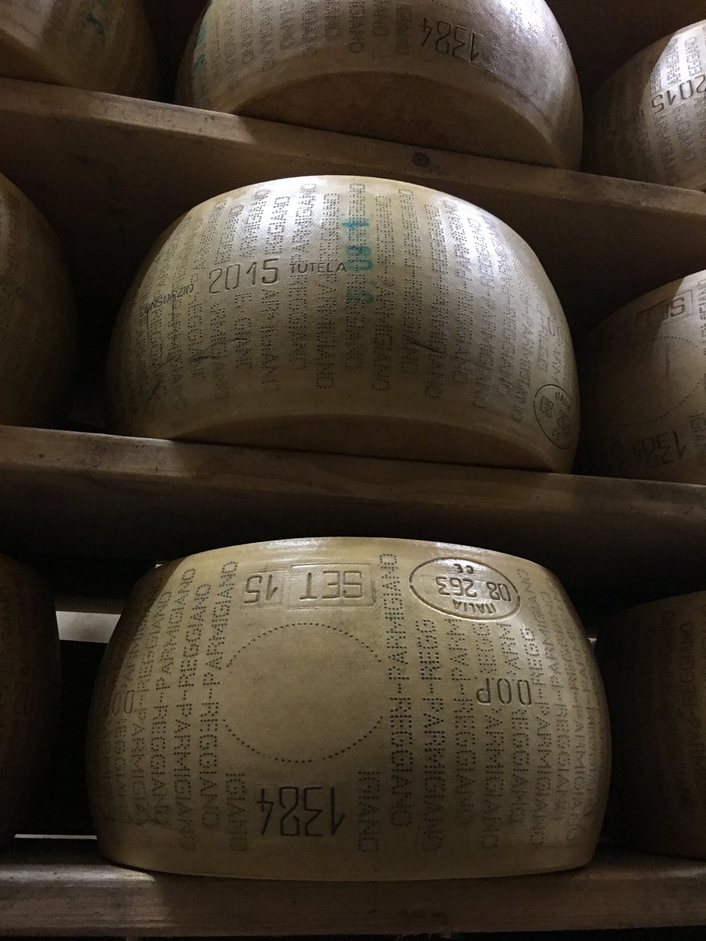 The King of Cheeses, Parmigiano-Reggianno!