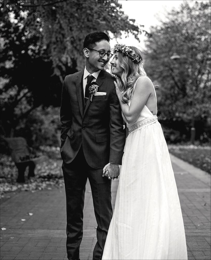 Molly & Ray - Wedding