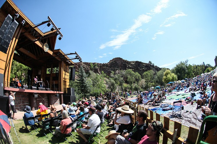 2 Tickets to Rocky Mountain Folk Festival - The 27th Annual Rocky Mountain Folk Festival will take place in Lyons on August 18-20, 2017. Don't miss one of Colorado's most popular summer music festivals.This prize will be available to three bidders.Donor: Planet BluegrassItem is good for two passes to one day (August 18, 19, or 20). Parking and camping passes are available for purchase.Opening Bid: $100Value: $130