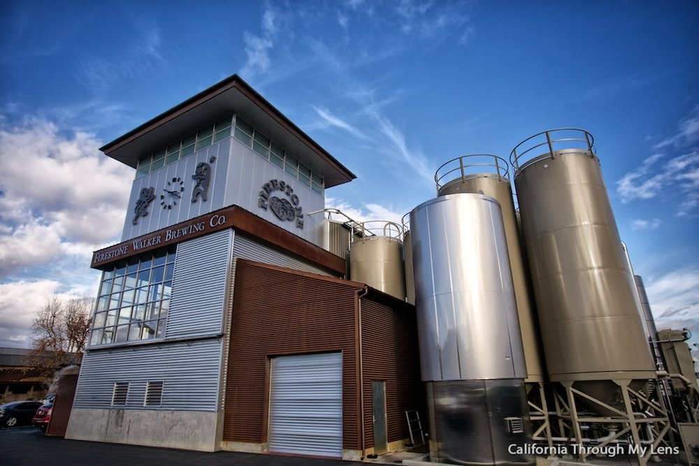 Firestone Walker Brewery Tour & Dinner with