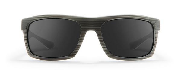Zeal Optics Sunglasses - Drifter - These men's or women's sunglasses will protect your eyes in style. Color: Grey Woodgrain - Ellume Dark Grey. Donor: Zeal OpticsOpening Bid: $110 Value: $150