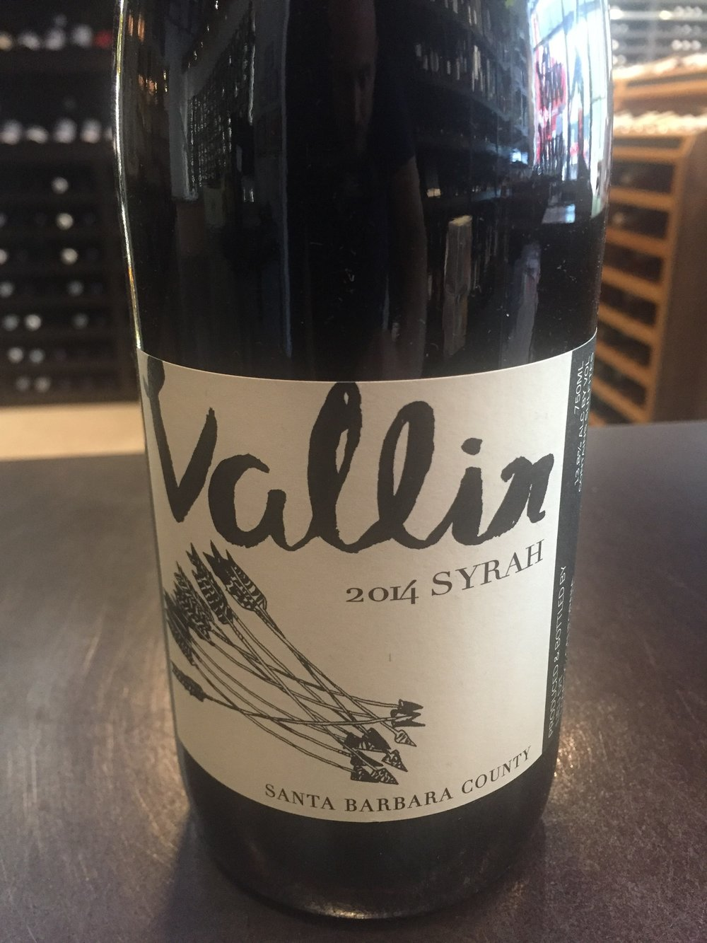One Case Syrah, Vallin 2014 - This Syrah comes from vineyards in Santa Maria, Sta. Rita Hills, and Ballard Canyon. The soils are predominantly clay and loam. 100% whole cluster, the Syrah sat on its skins for 2.5 weeks with minimal extraction, before being transferred to neutral French oak where it saw a longer elevage (18 months). All native yeast fermentations, with no racking or battonage. Minimum sulphur was added just at bottling. One case of 12 bottles.Donor: Dustin WilsonOpening Bid: $280 Value: $375