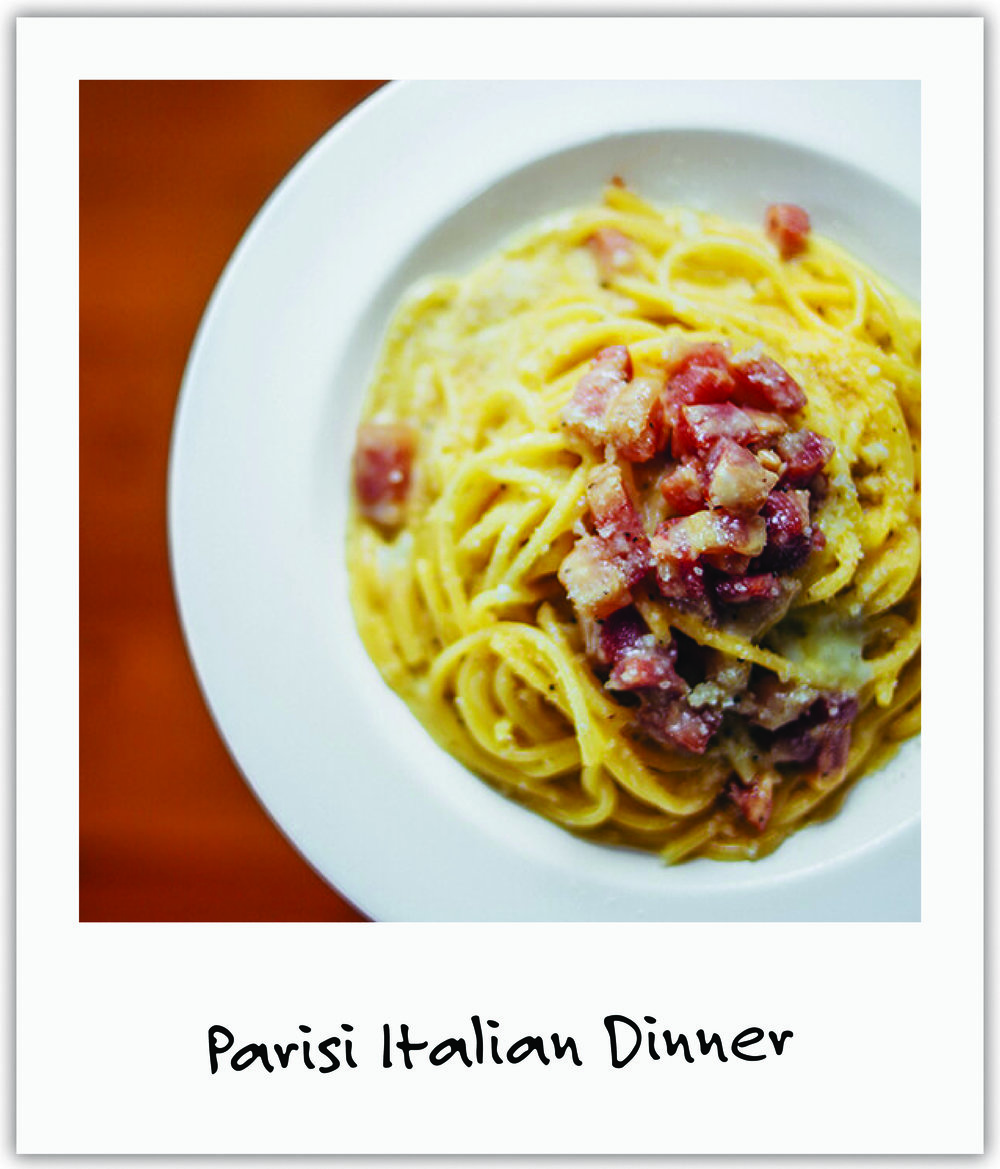 The Italian community in Denver gathered around good food and wine for a benefit dinner at Parisi restaurant.