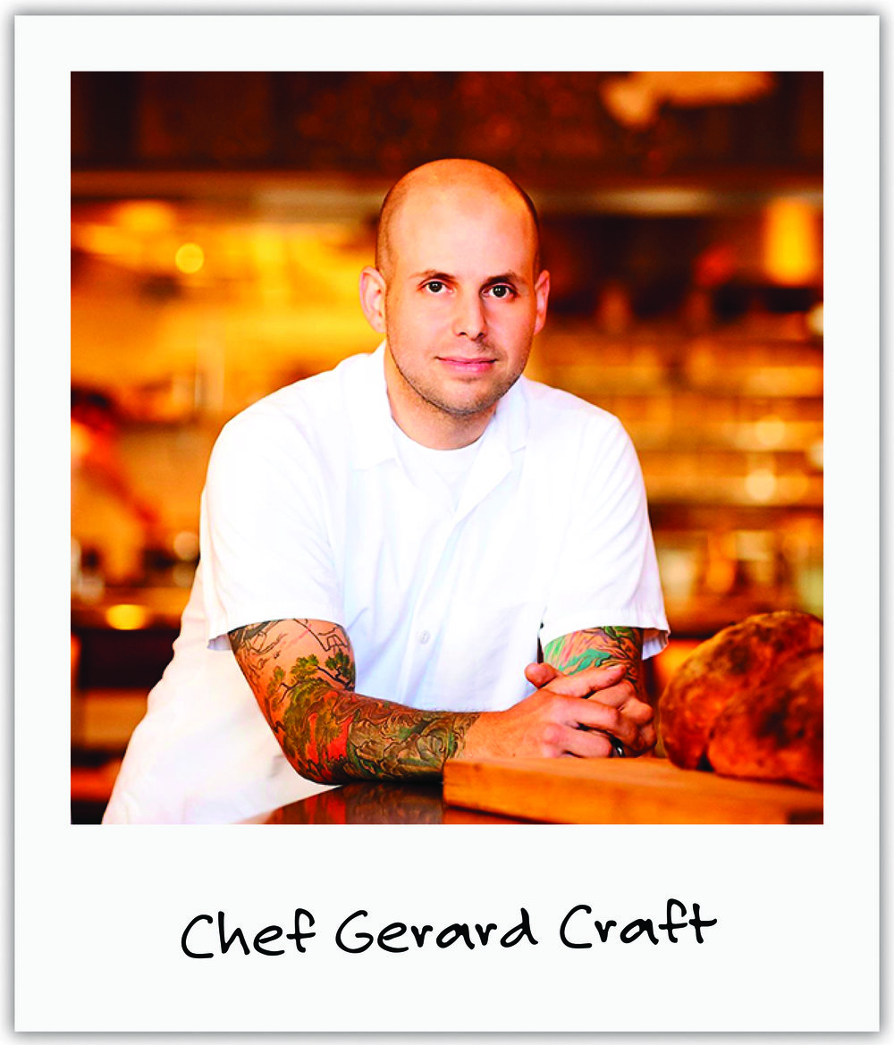 James Beard Award-winning Chef and old friend of Mila's mom, Gerard, flew to DC to rally the city's best chefs and cook up tasty dishes together for our Stop Batten benefit.