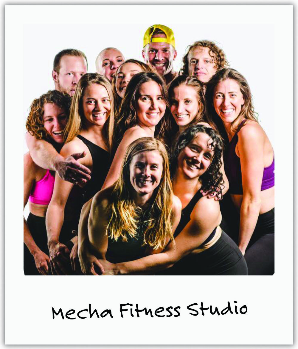 MECHA gym owners Kate and Josh stood up tall to fight along side us, sharing Mila's story with their members and friends.