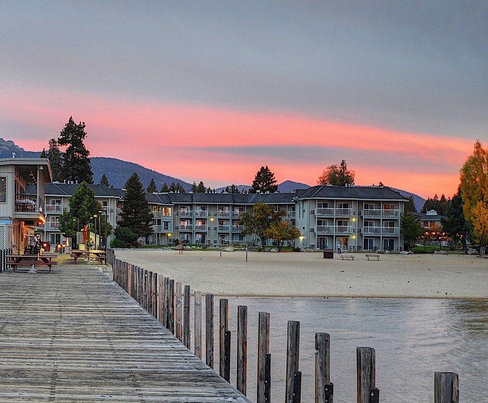 tahoe beach retreat and lodge -