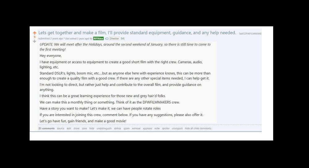 Reddit (December, 2014)