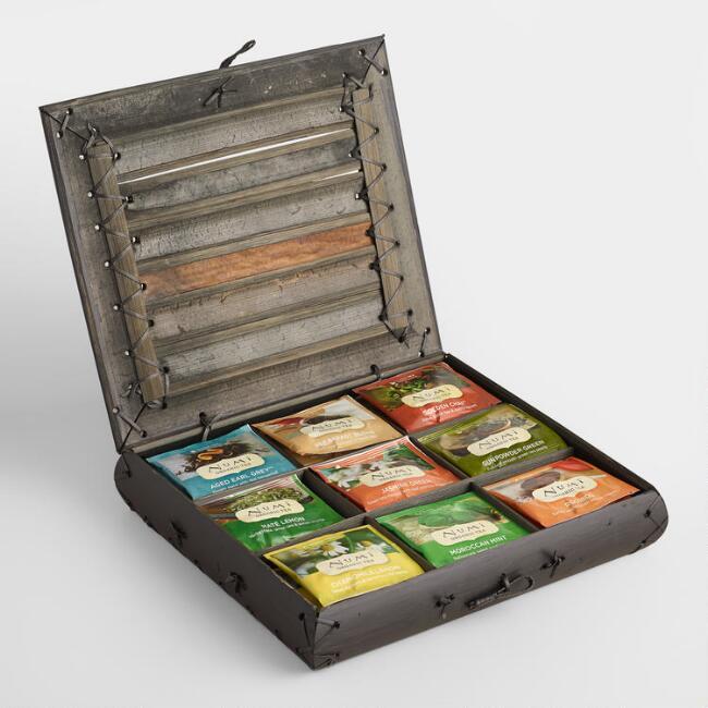 tea gift bag set