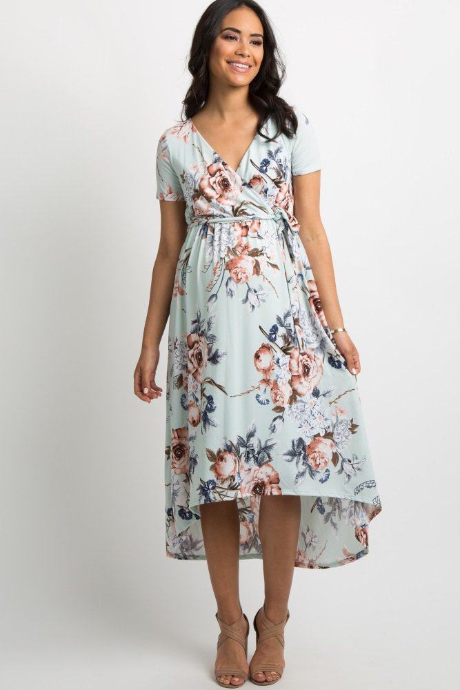 very spring dress