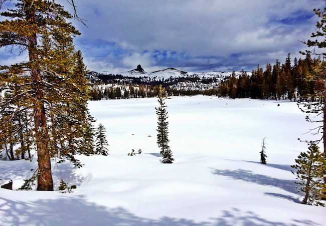 Snowmobiling in South Lake Tahoe
