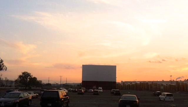 Vineland Drive-In movies in Los Angeles