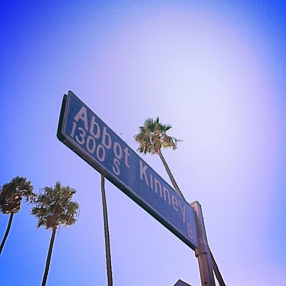Abbot Kinney Venice, California