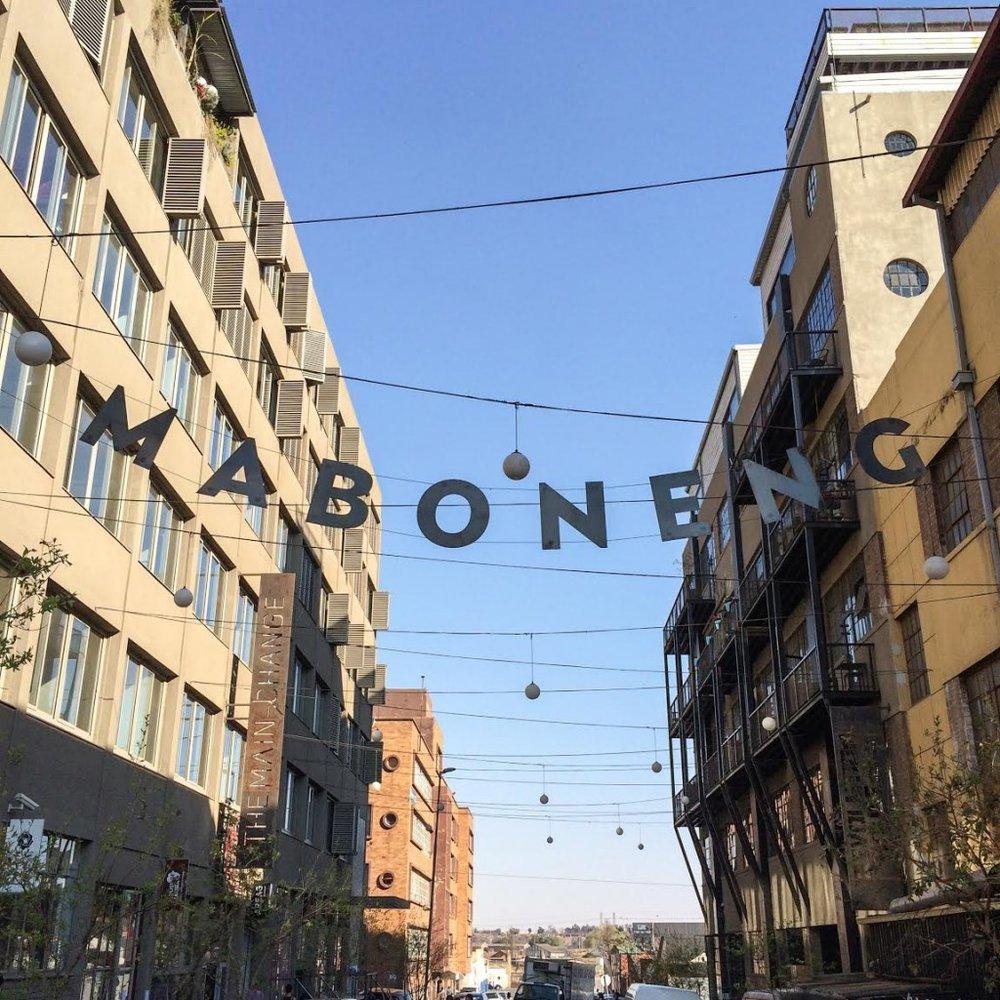 Maboneng Precinct, Johannesburg, South Africa