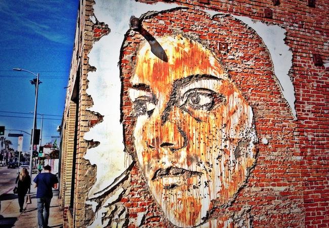 Abbot Kinney street art
