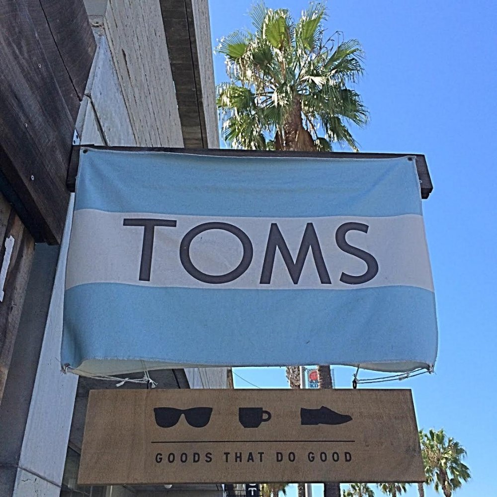 TOMS Flagship