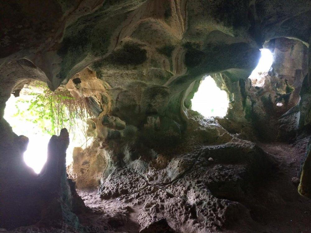 Cayman Brac Skull Cave