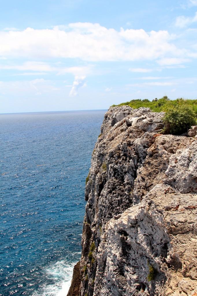 Cayman Brac bluffs