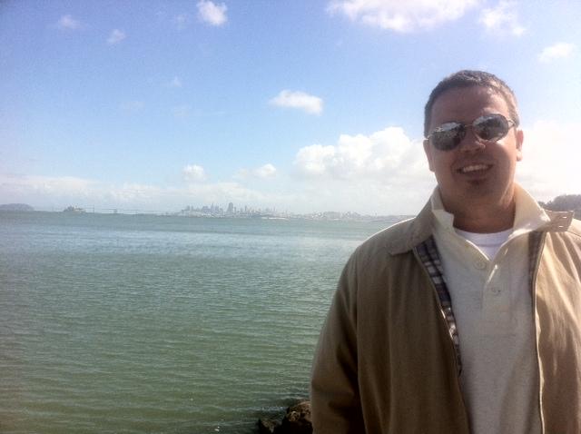 Sausalito looking to San Francisco