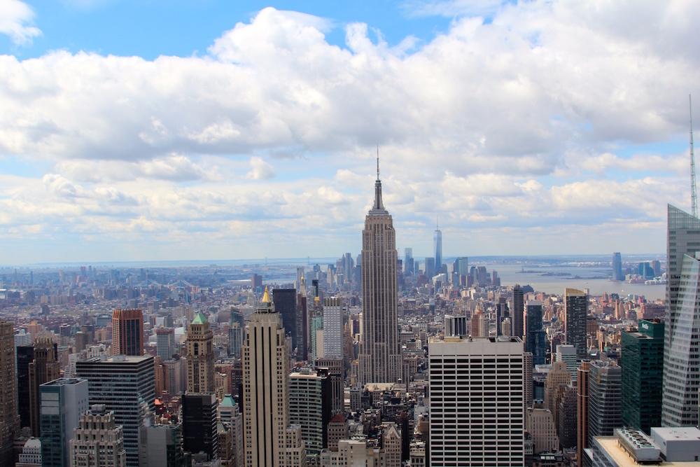 Rockefeller Center Top of the Rock