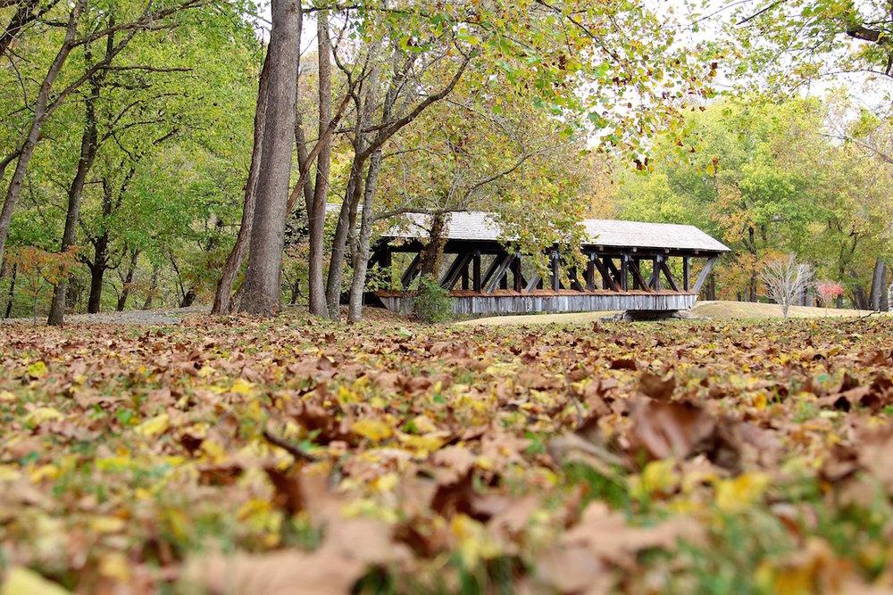 Covered Bridge Branson, Missouri