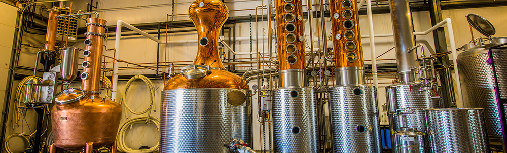 Backwards Distilling in South Dakota